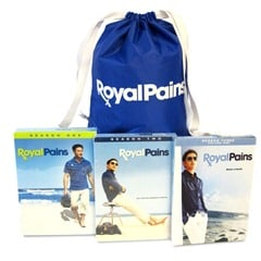 GIVEAWAY:  Royal Pains Winter DVD Pack ($100.00 Value)