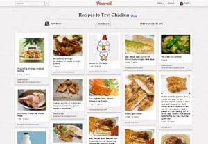 Pinterest: Just a Little Chicken
