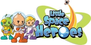 Little Space Heroes:  Meet My December Sponsor (@LilSpaceHeroes)