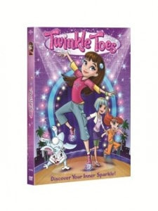 FREE: Twinkle Toes: The Movie, Coloring Page!