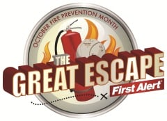 Fire Prevention Month sweepstakes