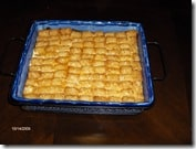 Potluck Recipe: Tater Tot Casserole