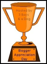 Blogger Appreciation Day: August 2010