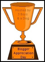 Blogger Appreciation Day: September 2010