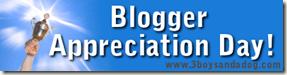 Blogger Appreciation Day: January 2011