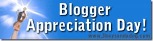 Blogger Appreciation Day: March 2011
