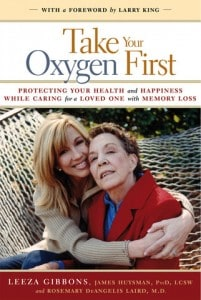 Giveaway: Take Your Oxygen First (Book)