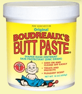 REVIEW:  Boudreaux's Butt Paste Diaper Rash Ointment