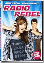 GIVEAWAY:  Radio Rebel DVD from Disney (value $27.98)