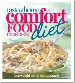GIVEAWAY: Taste of Home Comfort Food Diet Cookbook