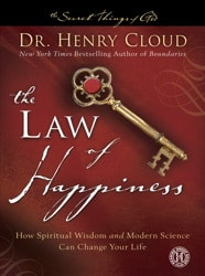 Review: The Law of Happiness by Dr. Henry Cloud