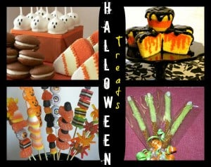 Halloween Recipe Crafts Pinterest Linky