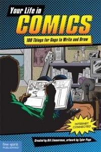 GIVEAWAY:  Your Life in Comics (Gift Guide Winner)