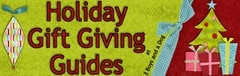 2011 Holiday Gift Guides: Schedule and Links