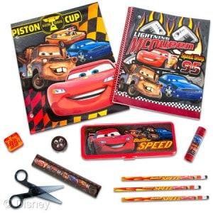 GIVEAWAY:  Disney Store Supply Kits #Backtoschool