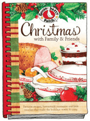 Free Cookbook: Christmas with Family and Friends for #Kindle
