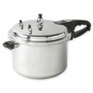 GIVEAWAY:  Vasconia Aluminum Pressure Cooker