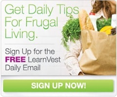 Get Daily Tips for #Frugal Living #free