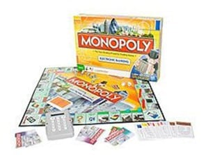 GIVEAWAY: Monopoly Electronic Banking Edition