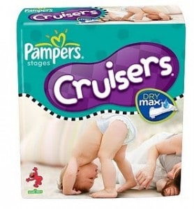 (CLOSED) Pampers Cruisers with Dry Max Review and Giveaway