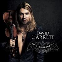 REVIEW:  David Garrett Rock Symphonies