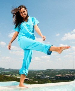 Scrubs are Not Just for Doctors and Nurses!