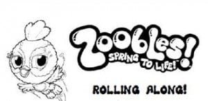 Free Zoobles Activity Pack: Word Find, Drawing, Coloring Pages