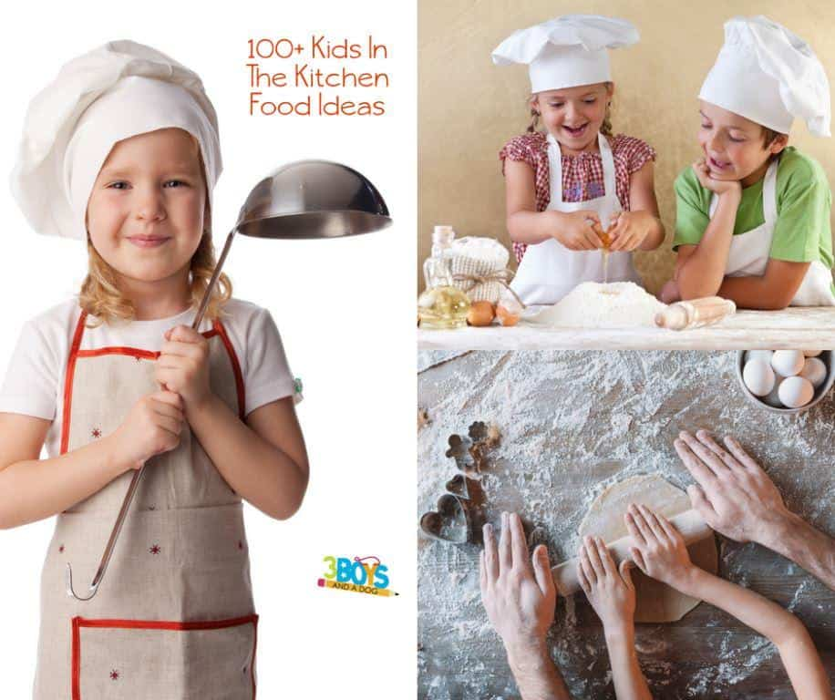awesome recipes for kids to make