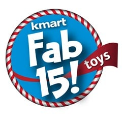 The Kmart Fab 15 Must-Have Toys for the 2012 Holidays!