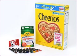GIVEAWAY:  Crayola and Target Back to School Goodies! #MyBlogSpark