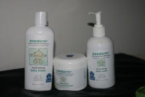 Review:  Exederm Products