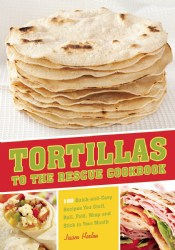 GIVEAWAY: Tortillas to the Rescue Cookbook