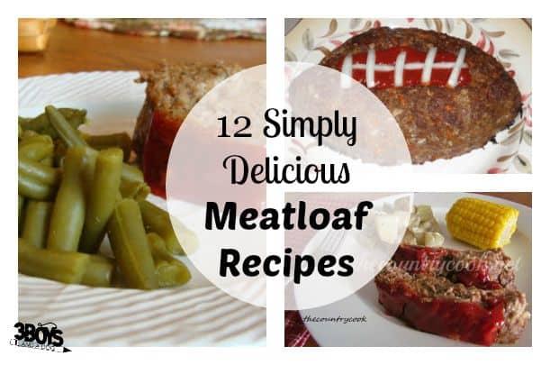 delicious meatloaf recipes