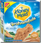 REVIEW: Honey Maid Grahamfuls #backtoschool Snack