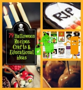 79 Halloween Recipes & Crafts