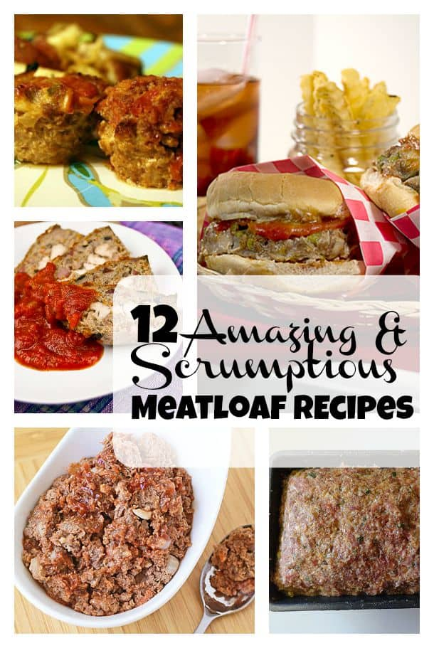 scrumptious meatloaf recipes