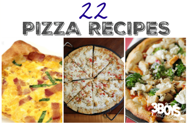 22 Pizza Recipes