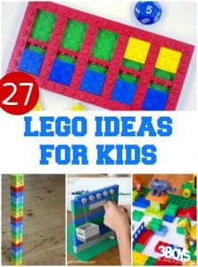 27 Lego Ideas for Kids