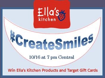 Ellas Kitchen Twitter Party Logo
