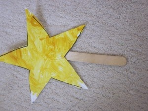 More Stars! {Preschool Shapes}