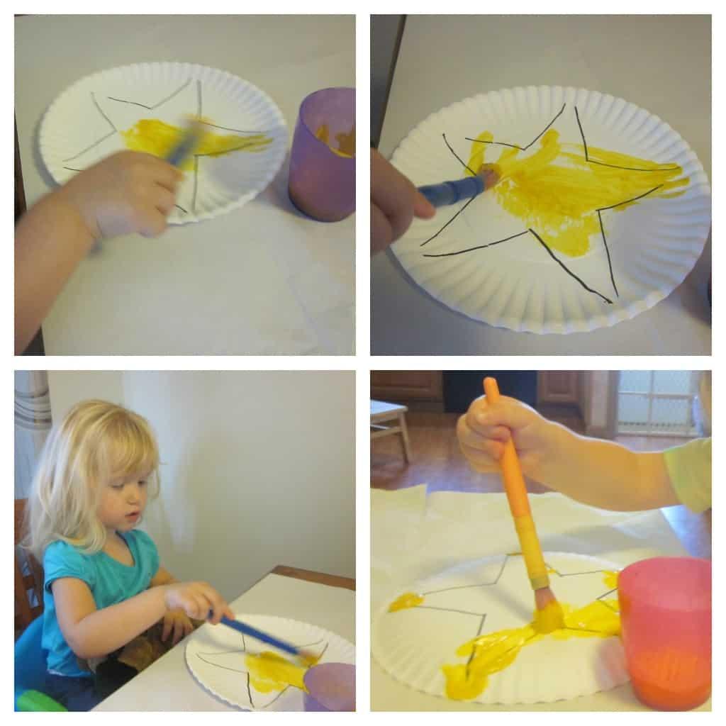 stars games for preschoolers