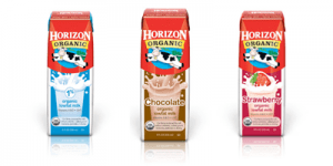 Lunchbox Replacement Challenge with Horizon Organic