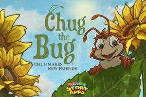 GIVEAWAY: Chug the Bug Children's eBook and 3D Storybook App