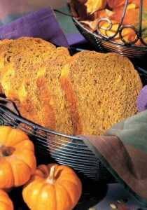 Autumn Pumpkin Seed Bread