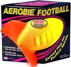 Football Main Pic thumb1 thumb GIVEAWAY:  Aerobie Football 2 winners (gift guide winner)