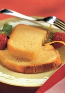 Lemon Cake Bread Machine Recipe