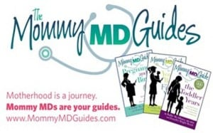 GIVEAWAY:  Set of 3 Mommy MD Guides (gift guide winner)