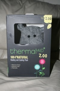 Giveaway:  Thermal-Aid Zoo Heating and Cooling Pack