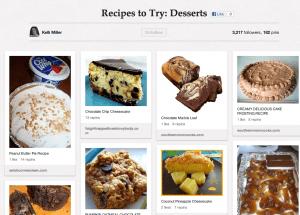 Over 180 Favorite Dessert Recipes for Thanksgiving