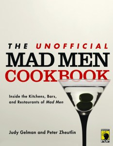 Review:  The Unofficial Mad Men Cookbook